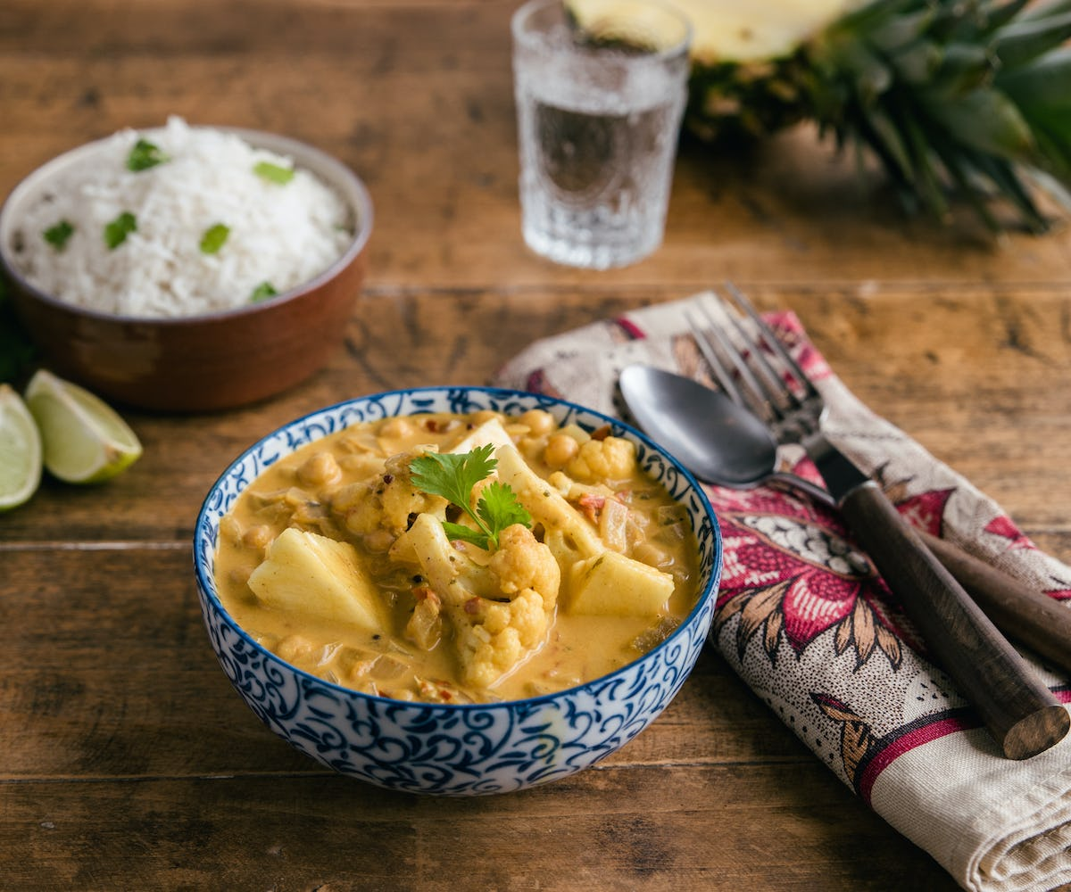 Goan Cauliflower Curry
