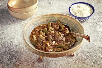 West African Peanut Stew