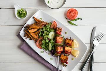 BBQ Tandoori Paneer