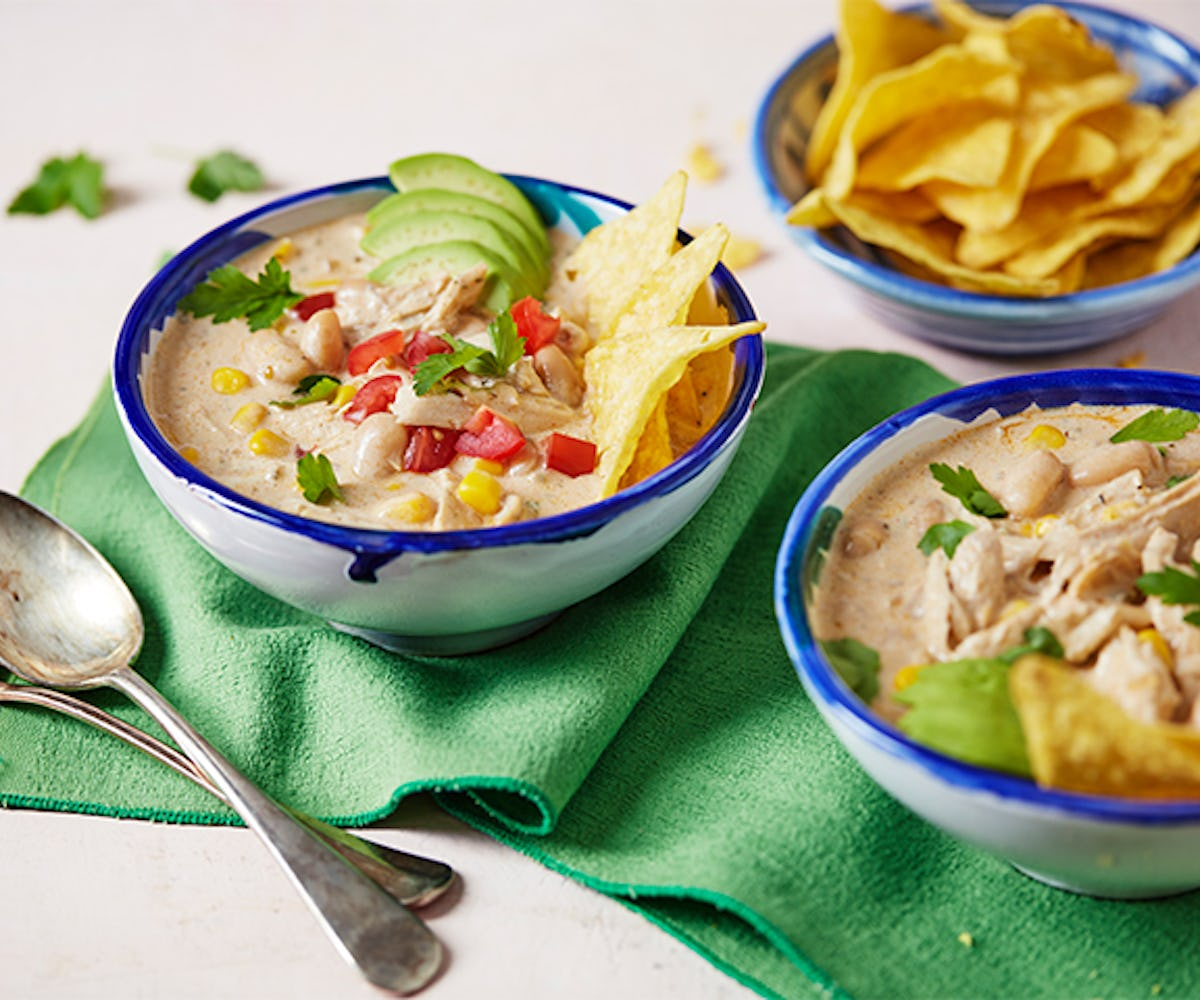 Chicken Chilli Chowder