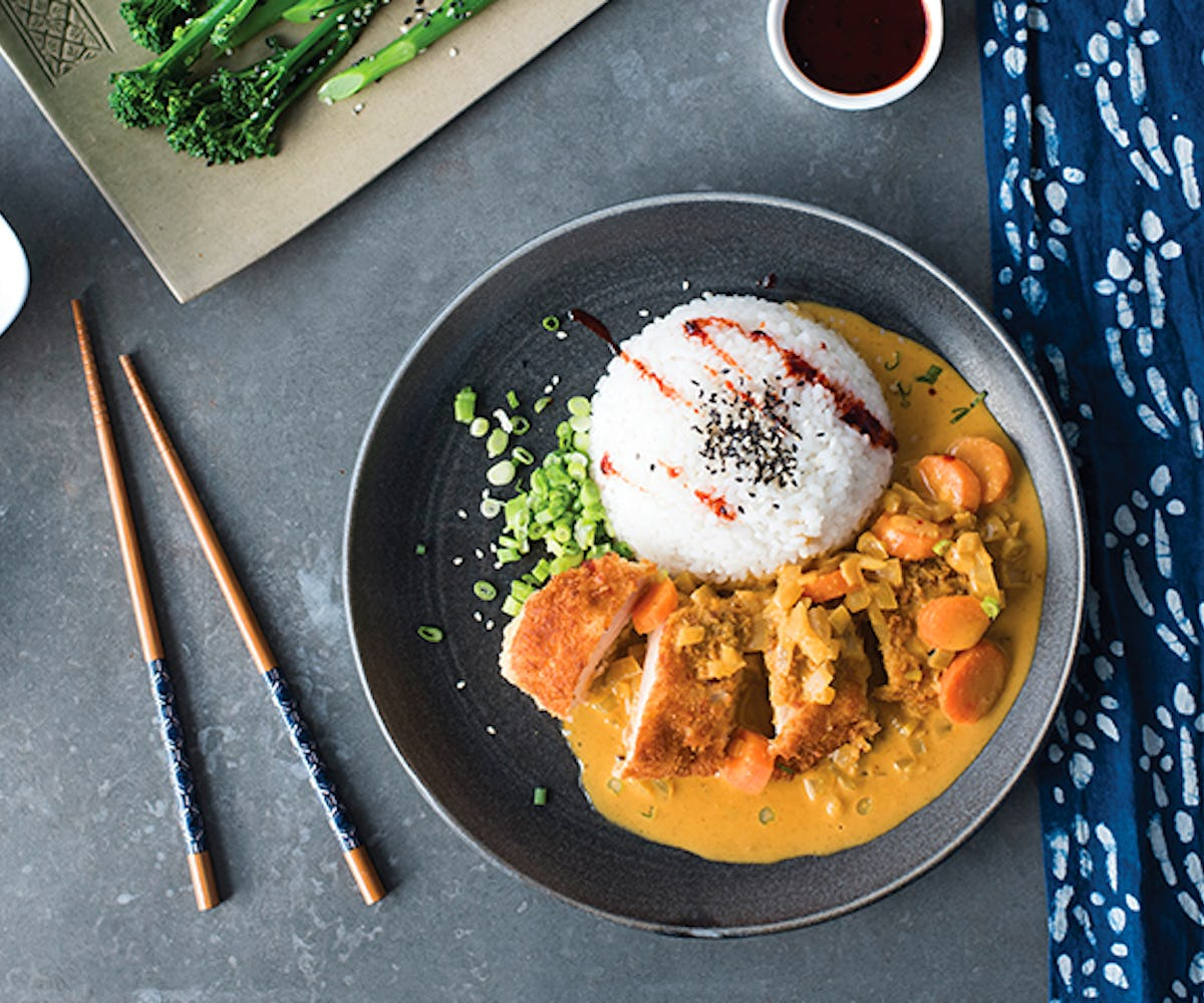 Cook Chicken Katsu Curry In 25 Mins Simply Cook