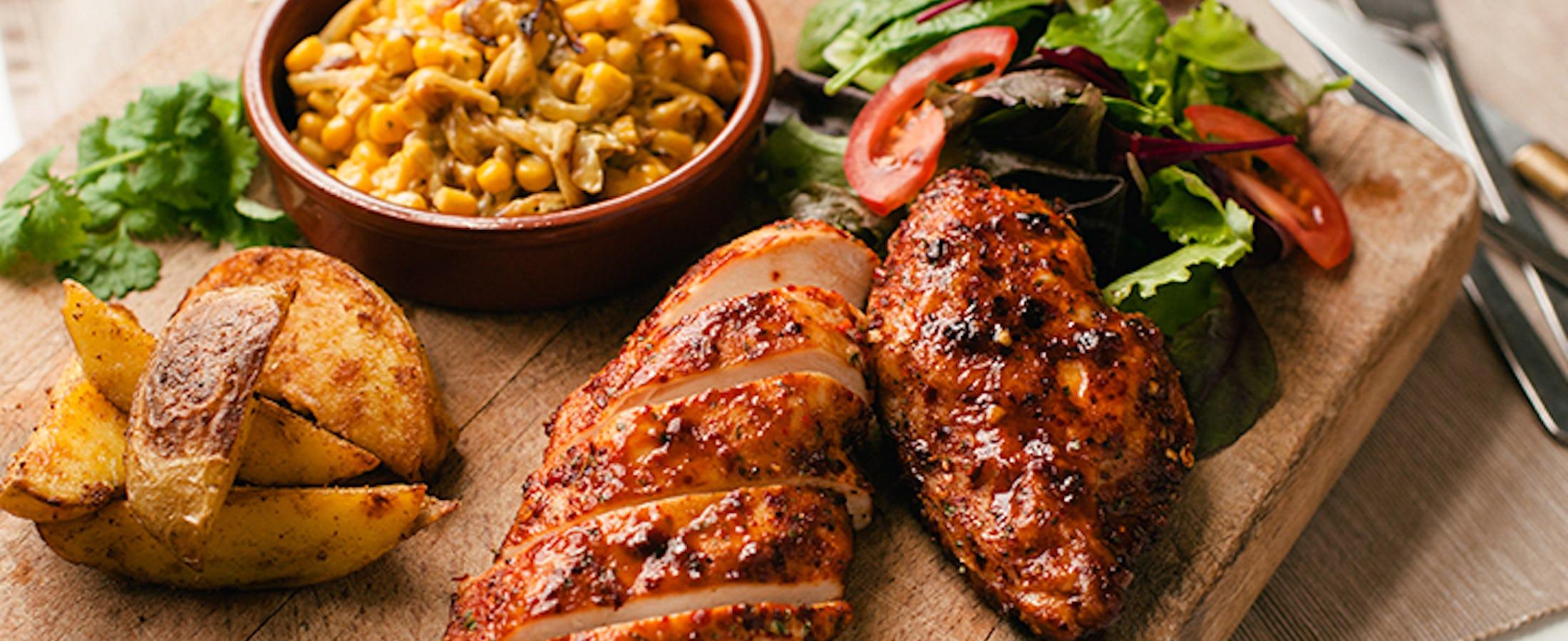 Churrasco Chicken