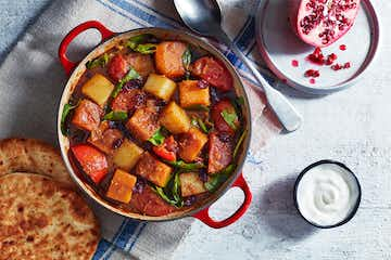 Iranian Vegetable Stew