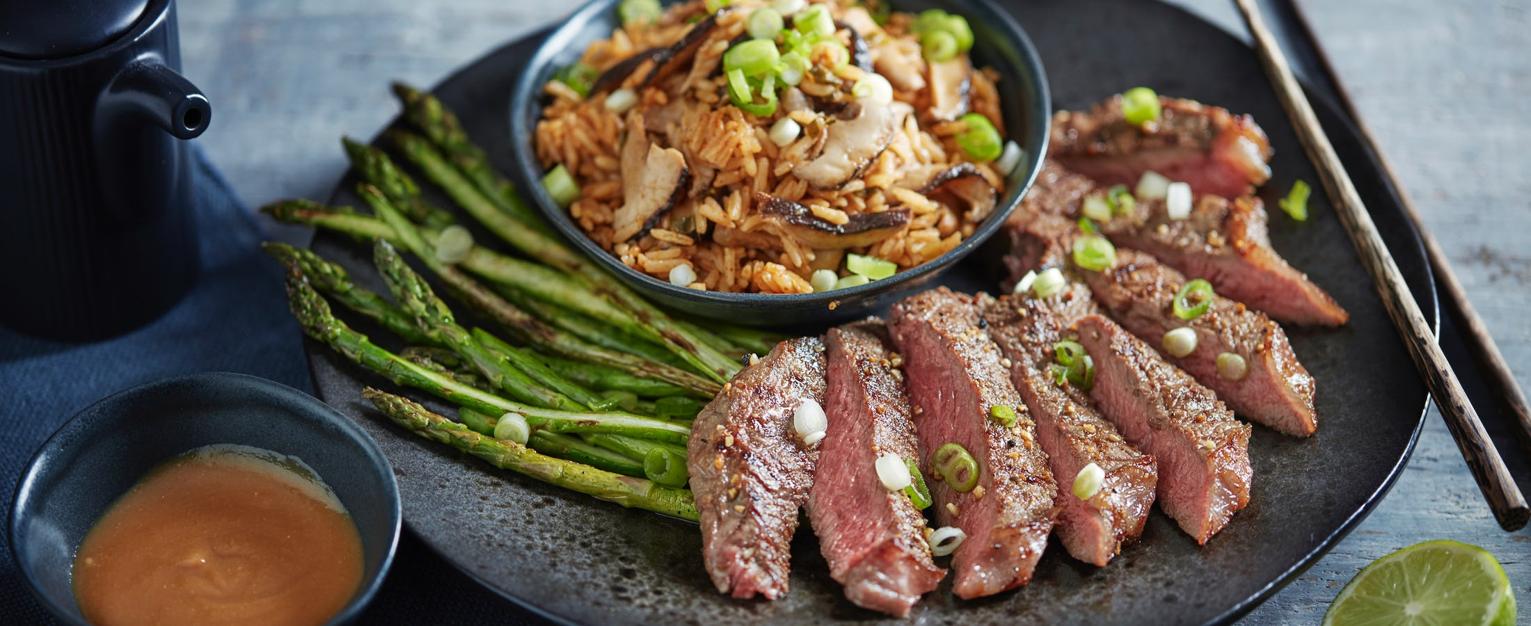 Japanese Seared Steak