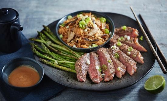 Japanese Seared Steak