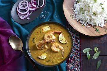 Keralan Prawn Curry