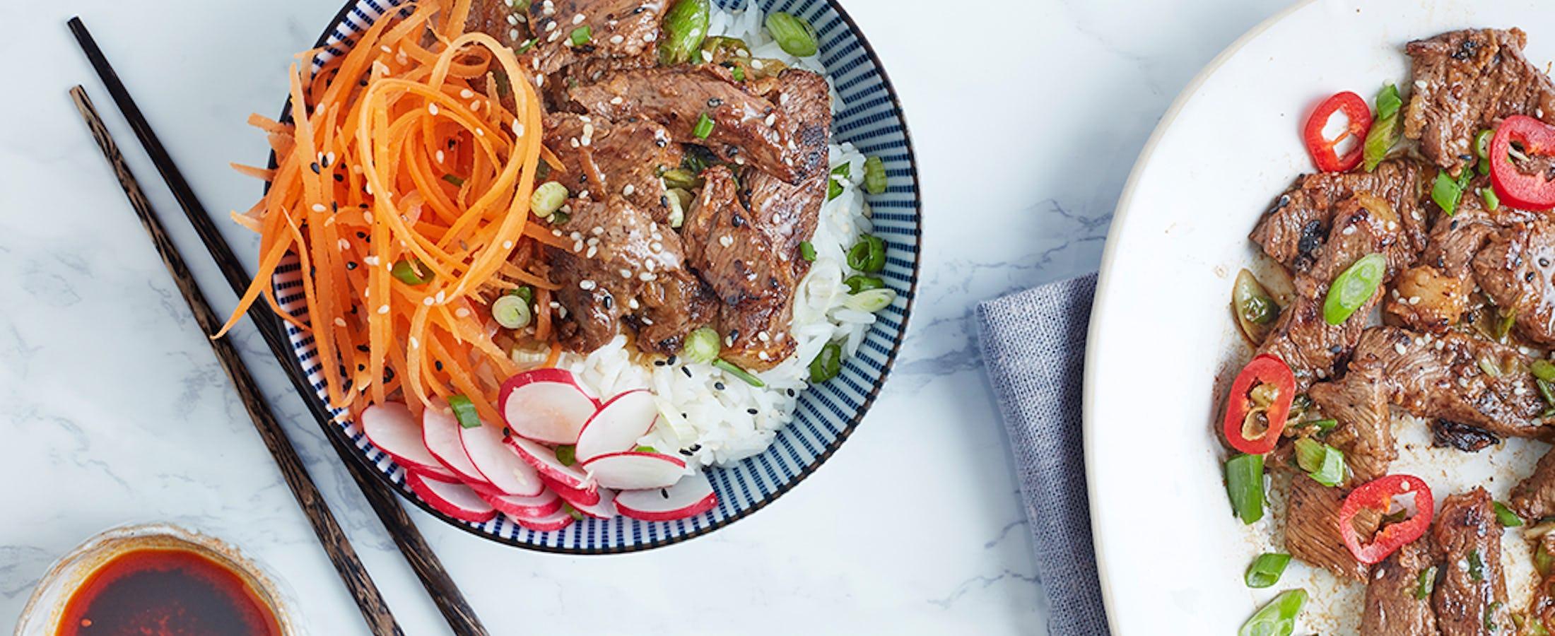 Cook Korean Beef Bulgogi in 20 mins | Simply Cook