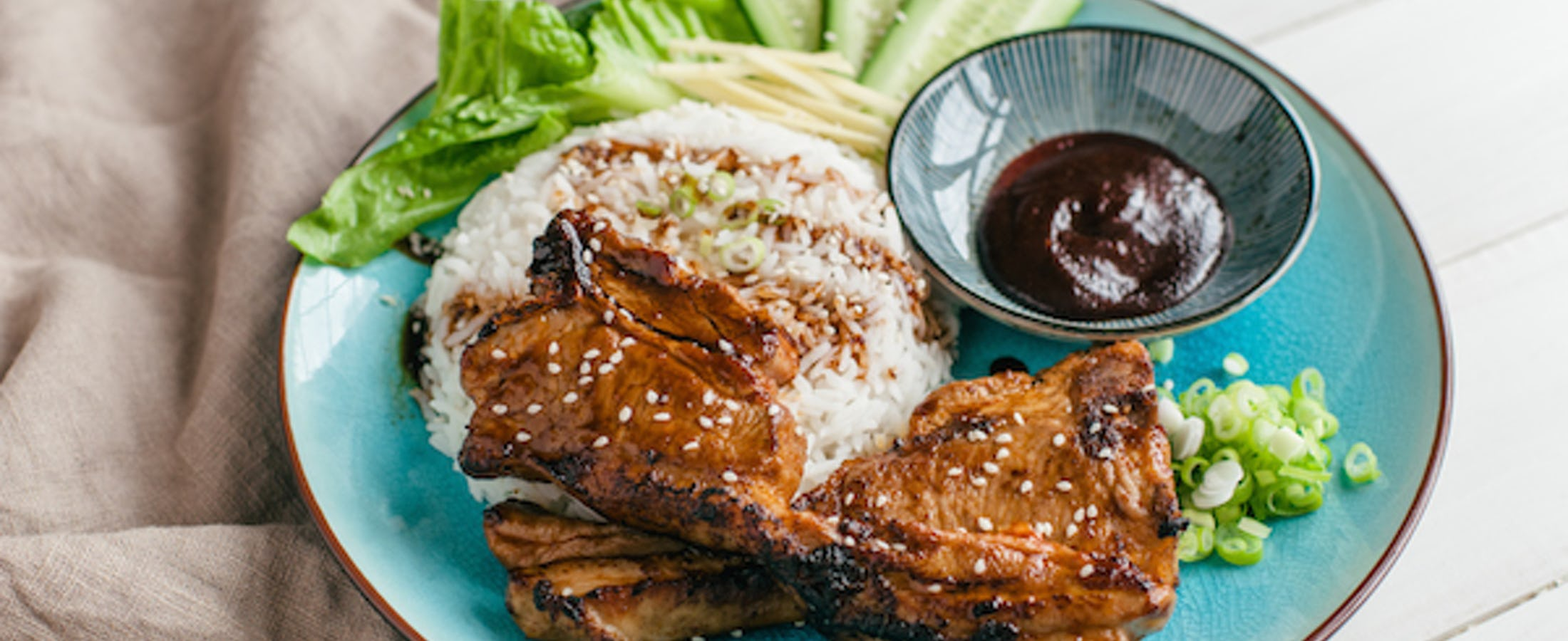 Korean Lamb Chops