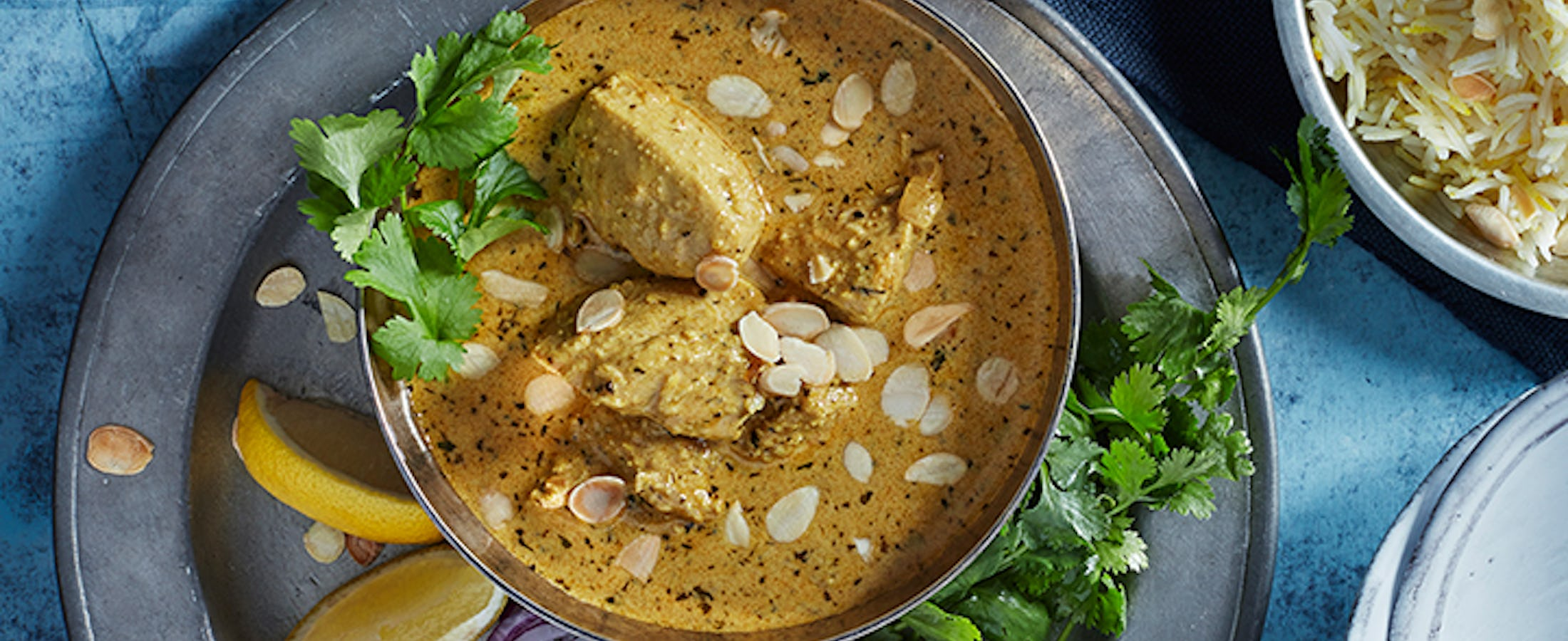 Moghul Chicken Korma
