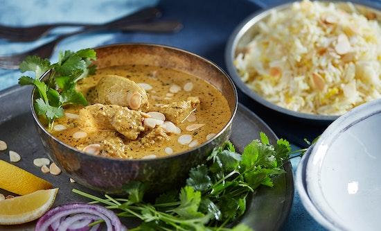 Moghul Chicken Korma