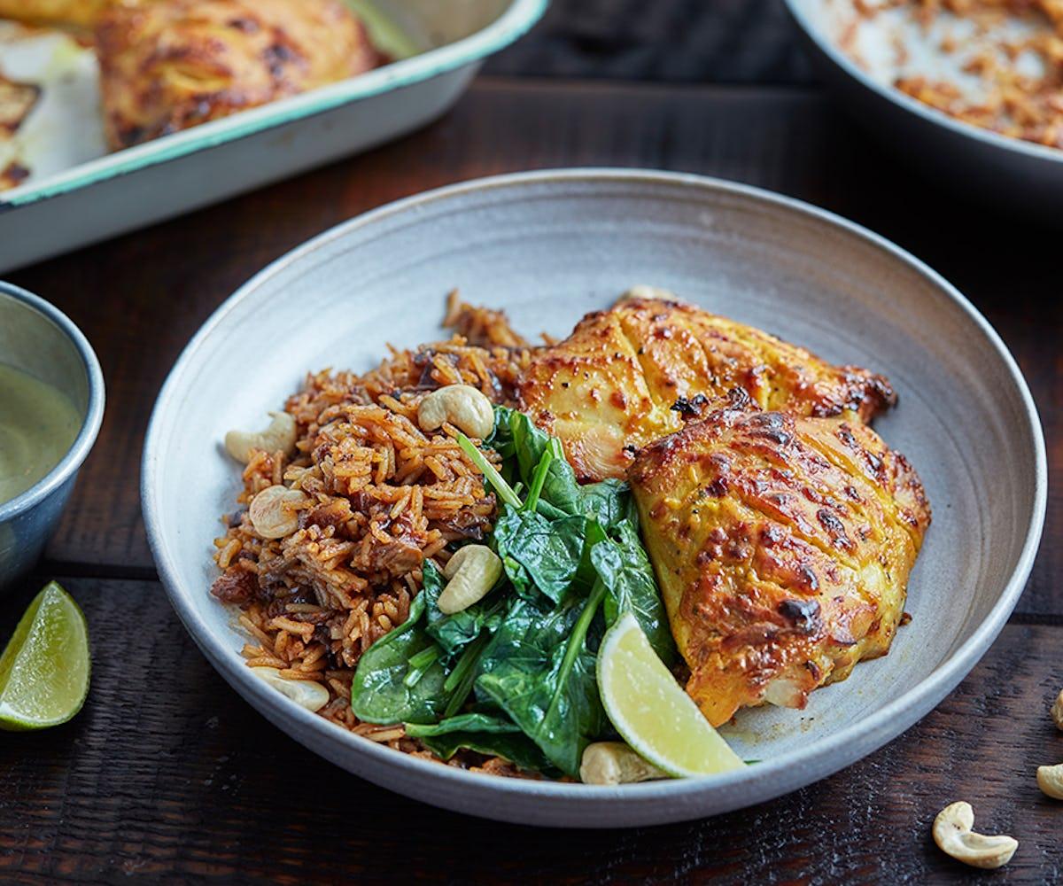 Tamil Black Pepper Chicken