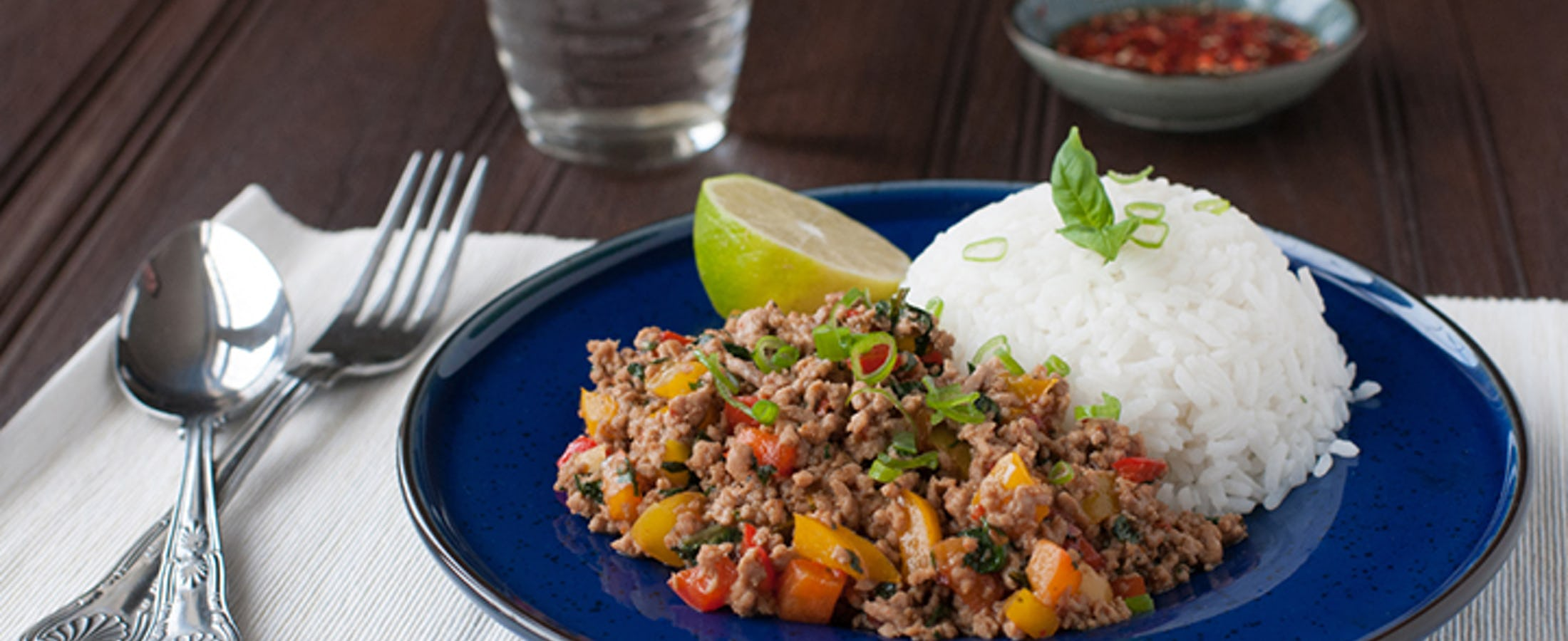 Thai Basil Pork