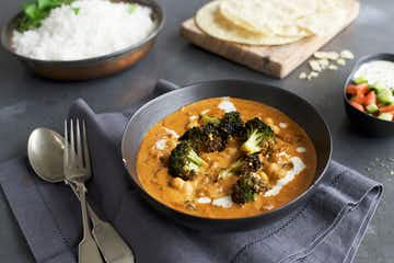 Vegetable Makhani